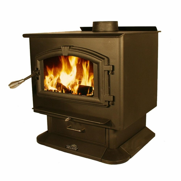 Wood Burning Stove : Home > Wood Stoves > Wood Burning Stoves > US Stove Country Hearth E...