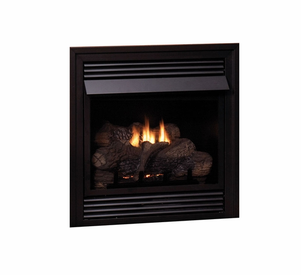 Empire Vail 10,000 BTU Vent-Free Natural Gas Fireplace - 26