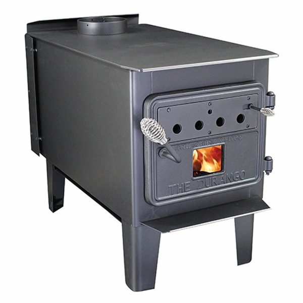 Vogelzang Low Emission Durango Wood Stove With Blower And