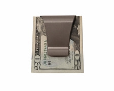 Smart Money Clip� - Brushed Stainless
