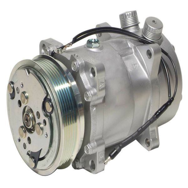 Air Conditioning Compressor Fits Jeep Grand Wagoneer Cherokee Sj J Series Truck With L Engine on 1967 Kaiser Jeep M715 Parts