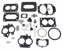 Carburetor repair kit, 1976-86 6 cyl 2 barrel Carter 232,258.