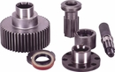 Mile Marker Quadra-Trac 4x2 Part Time Conversion Kit with 16% Overdrive, 1973-79, Includes #402 Premium 1/2 Ton Hubs, New Chain