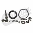 Ring Gear & Pinion Set, 4.09 Ratio