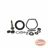 Ring Gear & Pinion Set, 4.09 Ratio, for Dana 44 Front or Rear Axle