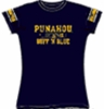 Women's Grand Slam Navy Tee