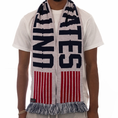 2016 United States Stripes Scarf - Click to enlarge