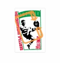 Limited Edition World Cup Qualifier Commemorative Signed Poster - Seattle