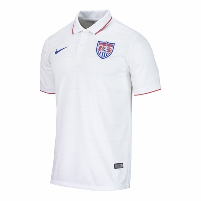 Men's Nike USA 2014/2015 Home Stadium Jersey - Click to enlarge