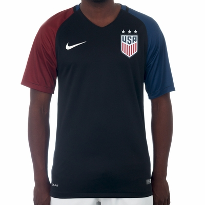 Men's Nike USA 2016 3-Star Away Jersey - Click to enlarge