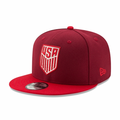 New Era MNT 950 Jersey Hook Up 9FIFTY Hat - Click to enlarge