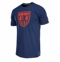 Nike U.S. Soccer Basic Core Tee - Midnight Navy