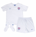 Nike USA 2014/2015 Infants Home Kit
