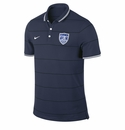 Nike USA Authentic League Polo - Navy