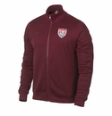 Nike USA Authentic N98 Jacket - Team Red