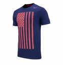 Nike USA Core Plus Tee - Obsidian