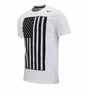 Nike USA Core Plus Tee - White