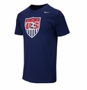 Nike USA Crest Tee - Midnight Navy