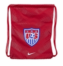 Nike USA Gymsack - Red