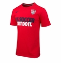 Nike USA JDI Core Tee - Team Red