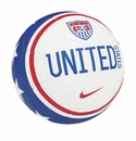 Nike USA Prestige Soccer Ball - White