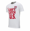 Nike USA QT Verbiage Tee - White