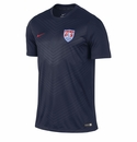 Nike USA Squad SS PM Top