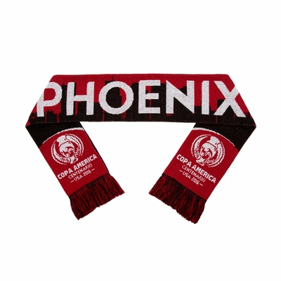 Phoenix 2016 Copa America Venue Scarf - Click to enlarge