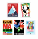 Set of 5 Limited Edition World Cup Qualifier Commemorative Signed Posters