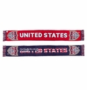 United States Stars and Stripes Scarf