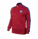Women's Nike USA Auth N98 Track Jacket - University Red