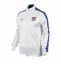 Women's Nike USA Auth N98 Track Jacket - White