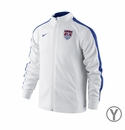 Youth Nike USA Auth N98 Track Jacket - White