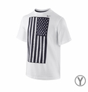 Youth Nike USA Team TD Tee - White
