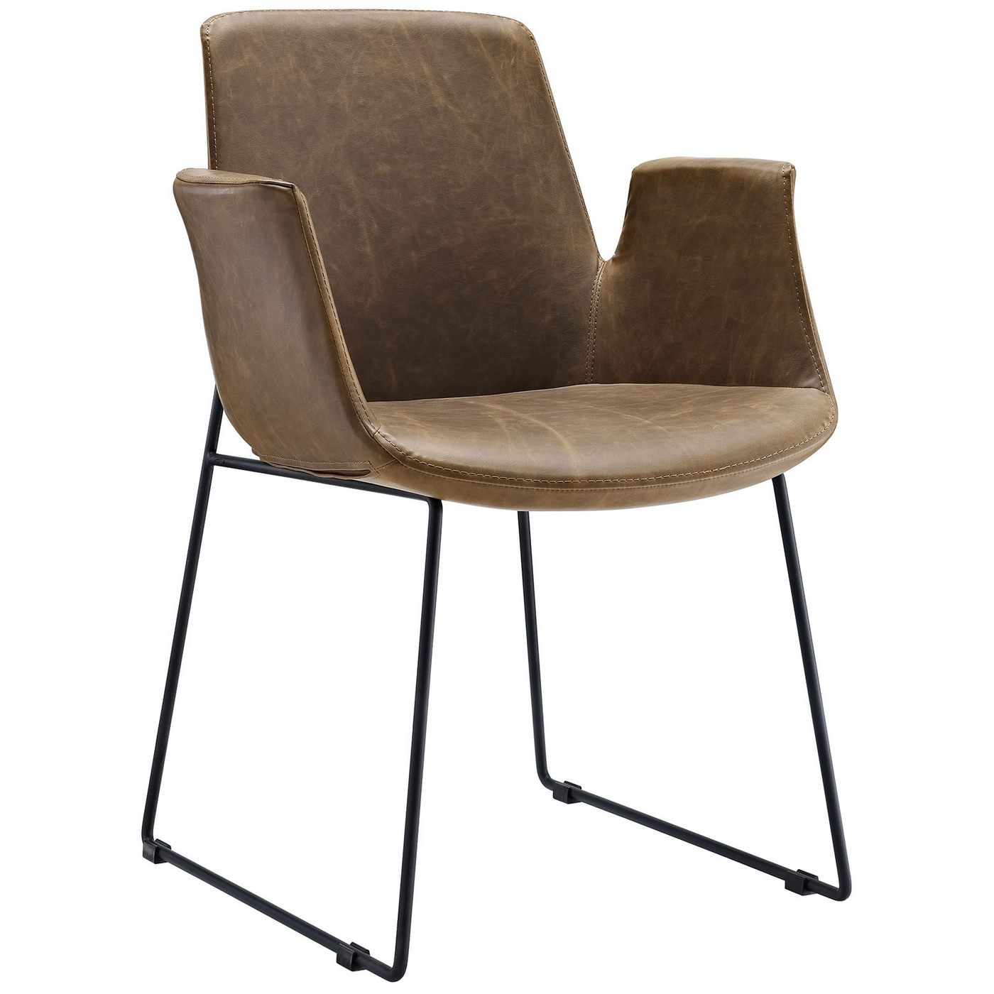 Modern Armchair Leather Wing Armchair Shop Factory Direct