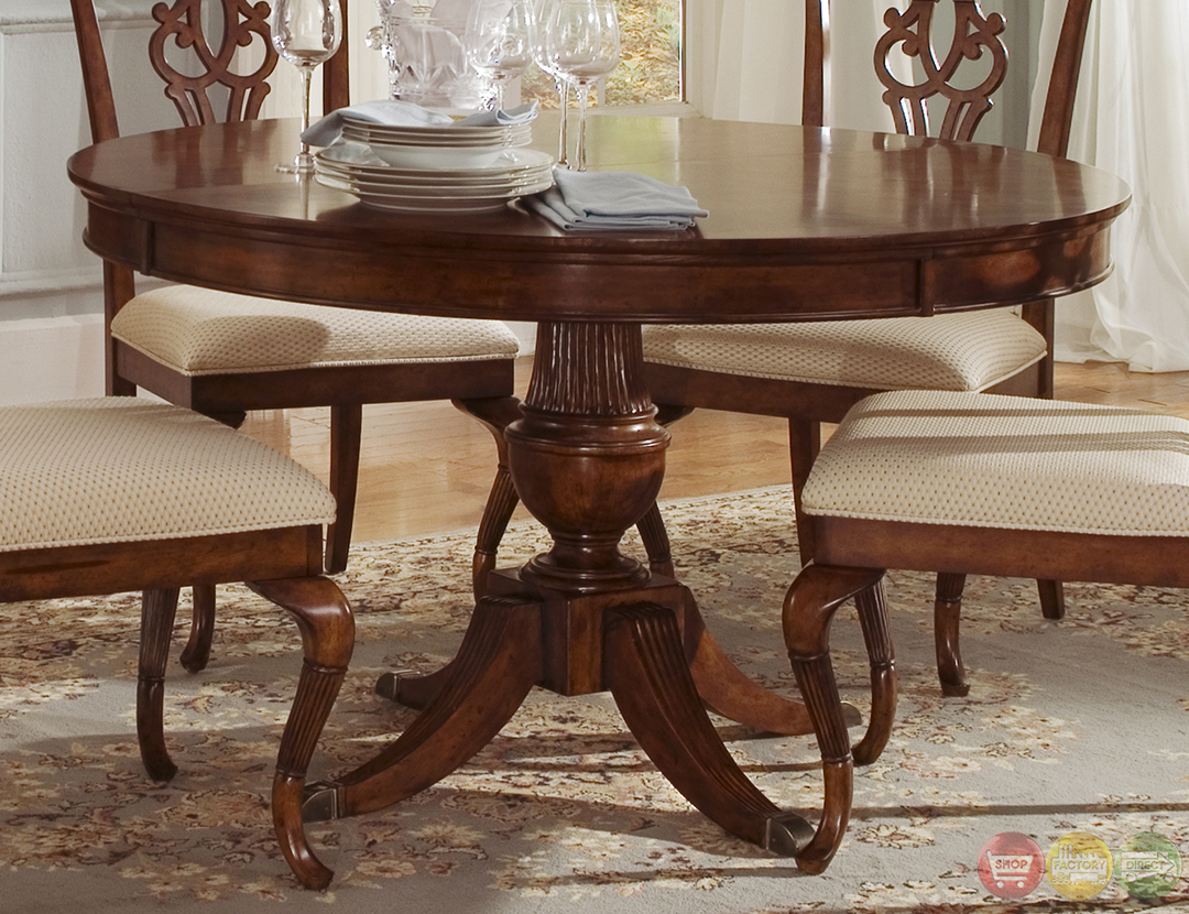 Victorian Dining Rooms Formal Dining Tables And Dining Rooms On - Formal round dining room sets