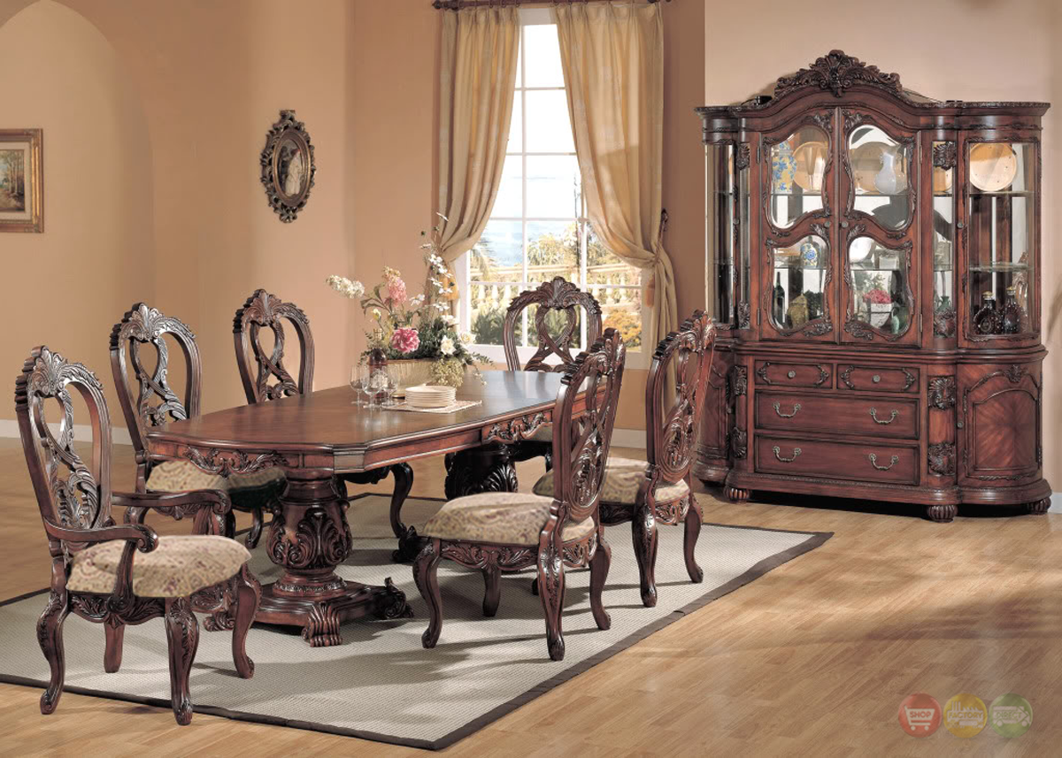 elegant formal dining room furniture set free shipping
