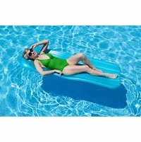 Aqua Cool Lounge Pool Float 1.75in THK - NT104A