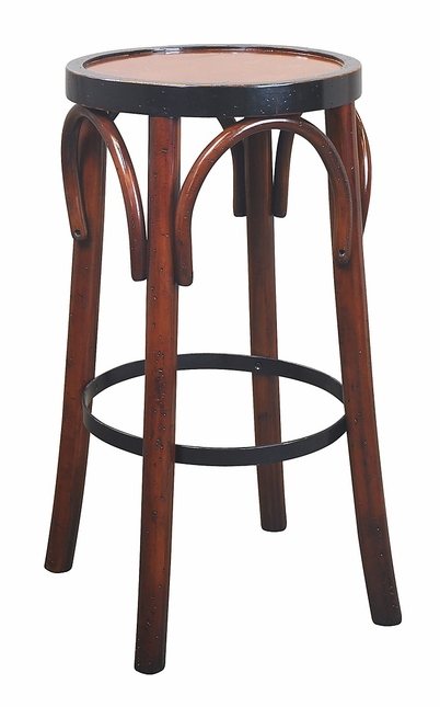 Barstool Bentwood Grand Hotel Honey Authentic Models MF043A