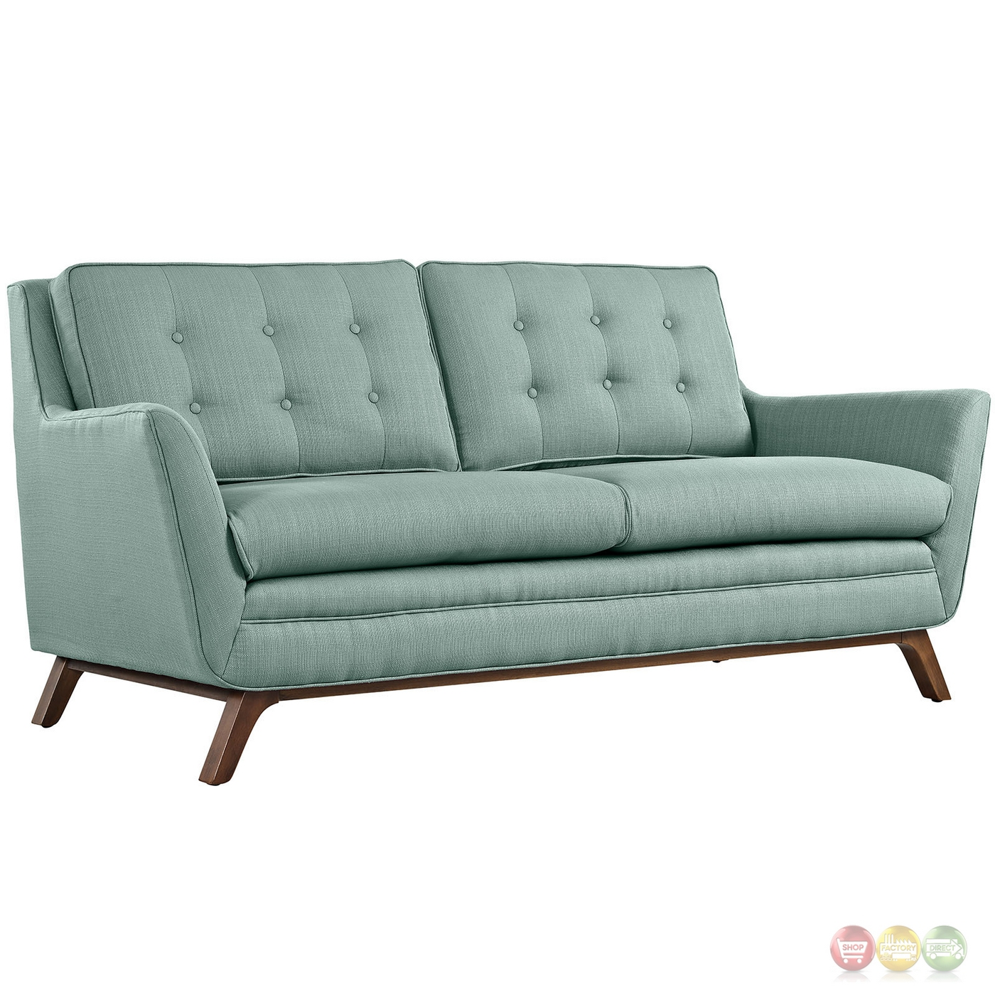 Beguile 2pc Upholstered Button tufted Sofa amp Loveseat Set  : beguile 2pc upholstered button tufted sofa loveseat set laguna 5 from shopfactorydirect.com size 1400 x 1400 jpeg 563kB