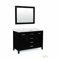Belmont Decor Hampton Single Sink Vanity SM5D5-48
