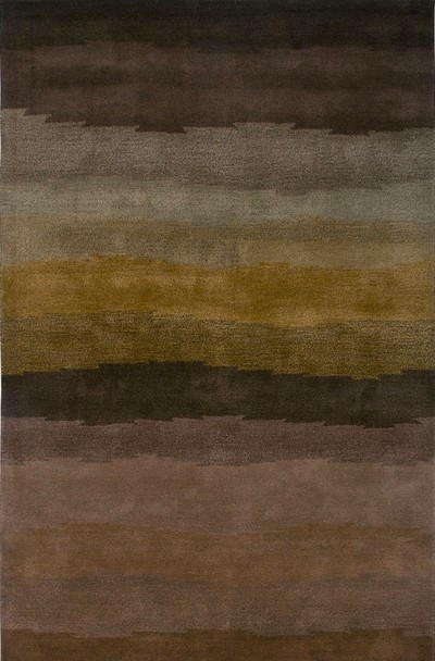 Rizzy Rugs Brown Transitional Hand Tufted Area Rug Colours CL2528