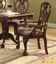 Brussels Traditional Dining Room Table and Chairs 7 piece Set