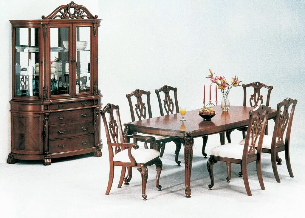 Decor Home Design: Formal Dining Room Furniture