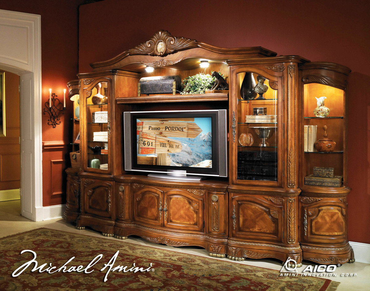 Entertainment Units At Ashley Furniture Trend Home