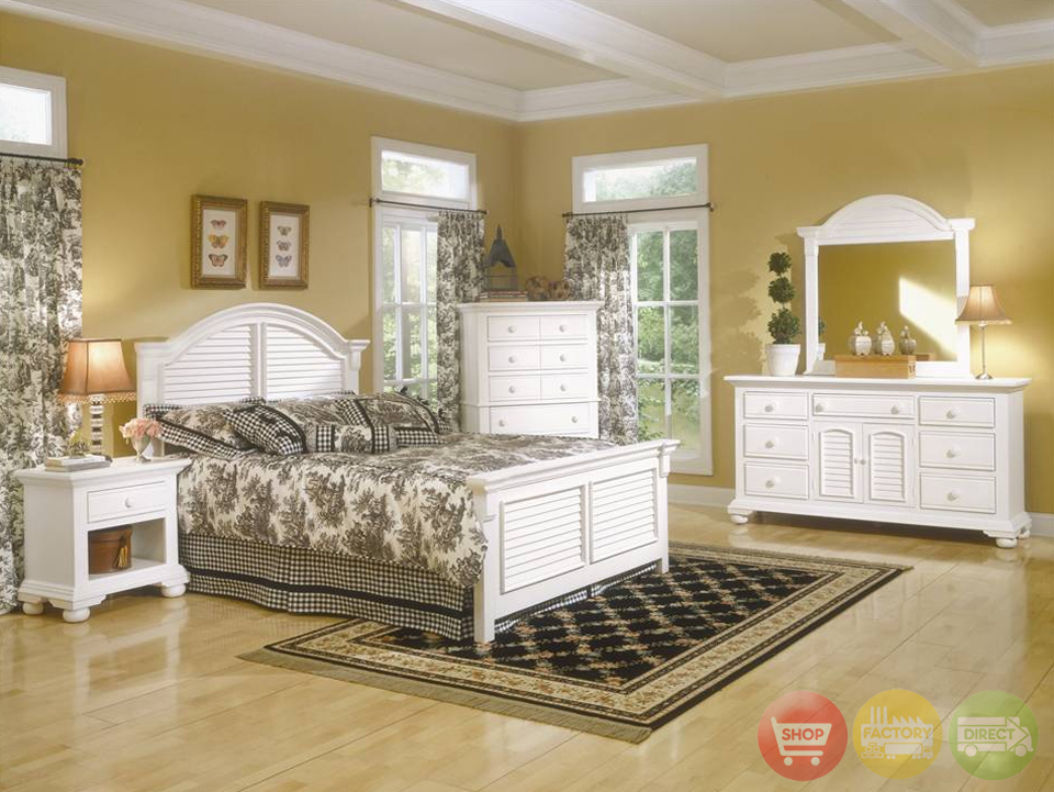 antique distressed furniture cottage bedroom trend home
