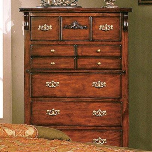 Coventry Green Apartments: Coventry Solid Pine Rustic Style Bedroom Furniture Set