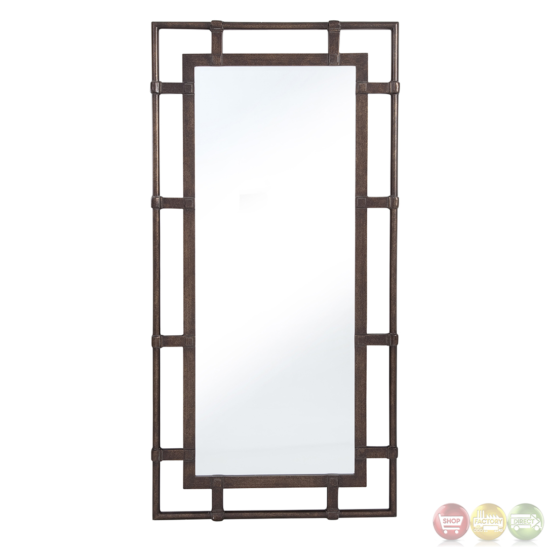 Creswell Large Industrial Leaner Mirror M3555bec