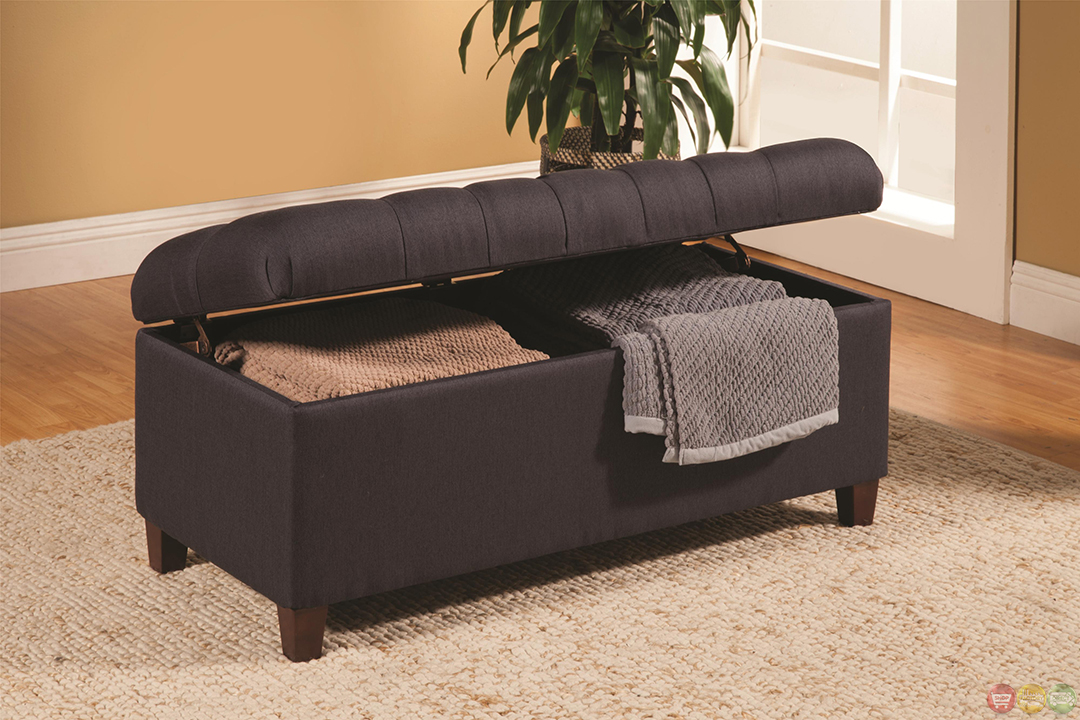 Storage Bedroom Bench By Donny Osmond