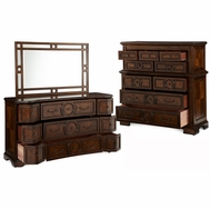 Dressers, Mirrors & Chests